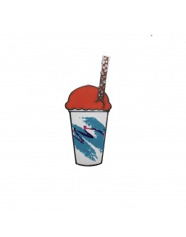 Cherry Water Ice Pin