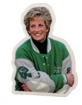 Princess Diana Sticker