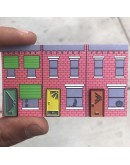South Philly Doors Pins