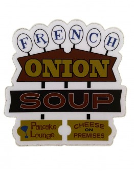 French Onion Soup Sticker
