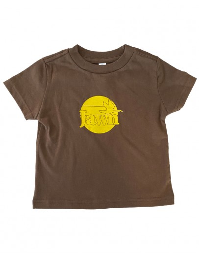 Wawa Jawn Brown Toddler Tee