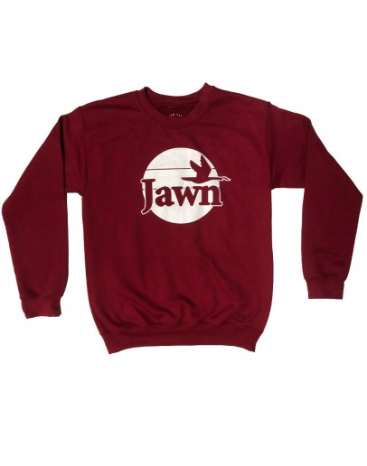 Wawa Jawn Sweatshirt (Red)
