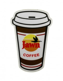 Wawa Jawn Coffee Sticker
