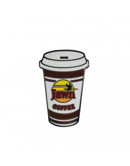 Wawa Jawn Coffee Pin