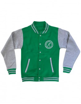 Sudden Death Star Varsity Jacket