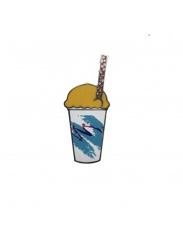 Mango Water Ice Pin