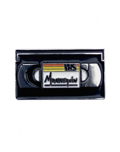 Mannequin VHS Pin