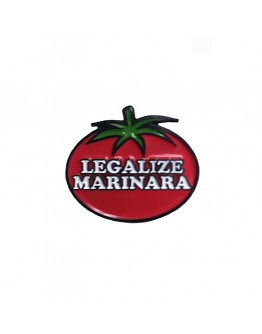 Legalize Marinara Pin
