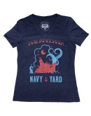Navy Yard Women's V-Neck