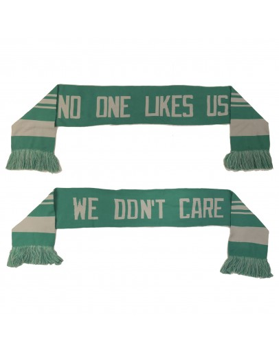 No One Likes Us, We Don't Care Scarf