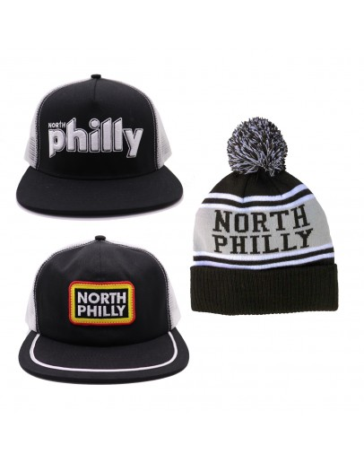 North Philly Total Combo Pack