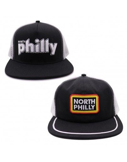 North Philly Trucker Hat Combo