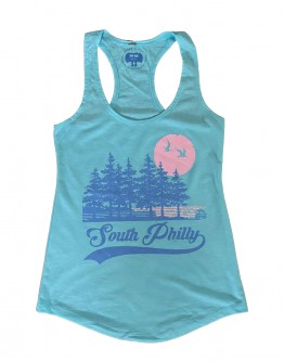 South Philly Pines Women's Tank Top