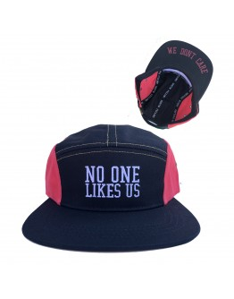 No One Likes Us, We Don't Care Hat (red)