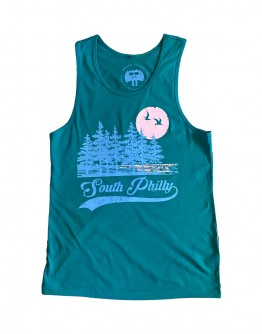 South Philly Pines Men's Tank Top