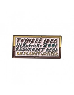 Toynbee Tile Pin
