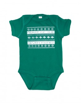 Ugly Feast of the Seven Fishes Onesie