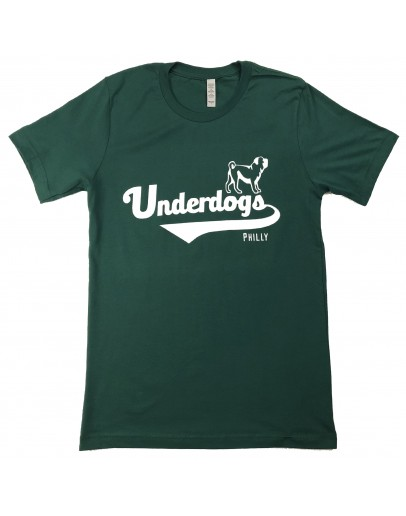 Philly Underdogs (Green)