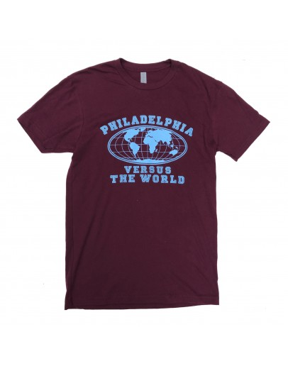 Versus The World (Maroon)