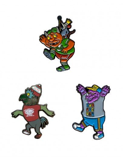 Wild Jawns Collection Pins